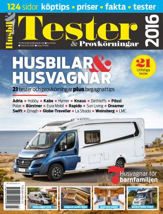 Husbil & Husvagn 2016-08-09