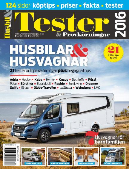Husbil & Husvagn August 09, 2016 00:00