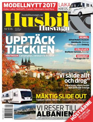 Husbil & Husvagn 2016-09-06