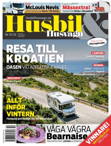 Husbil & Husvagn October 11, 2016 00:00