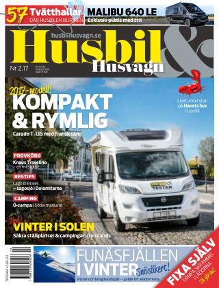 Husbil & Husvagn 2017-01-24