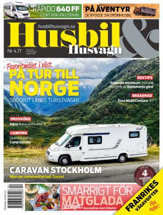 Husbil & Husvagn 2017-03-21