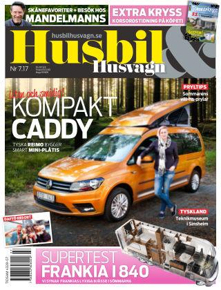 Husbil & Husvagn 2017-06-20