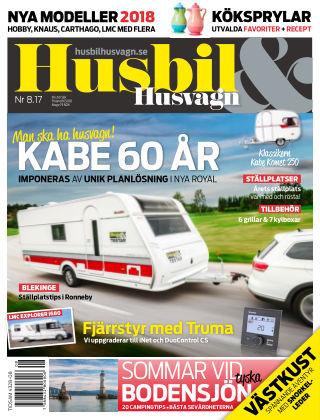 Husbil & Husvagn 2017-07-18