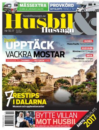 Husbil & Husvagn 2017-10-10