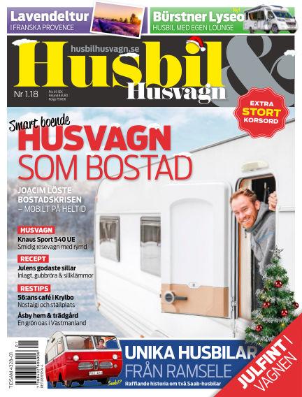 Husbil & Husvagn December 12, 2017 00:00