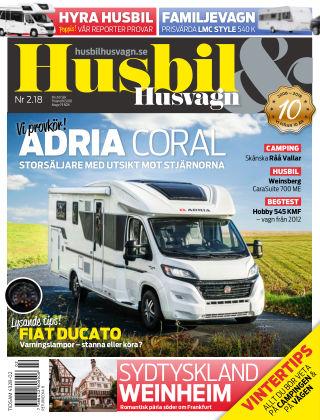 Husbil & Husvagn 2018-01-23