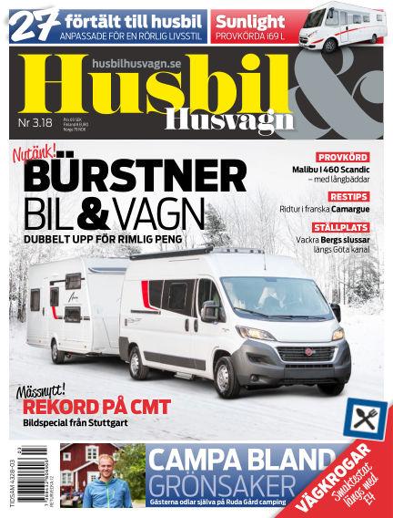 Husbil & Husvagn February 20, 2018 00:00