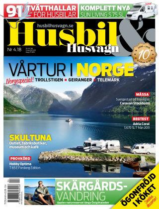 Husbil & Husvagn 2018-03-20