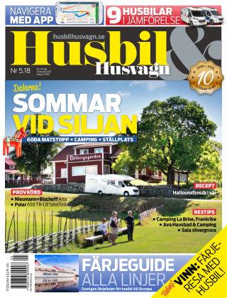Husbil & Husvagn 2018-04-17