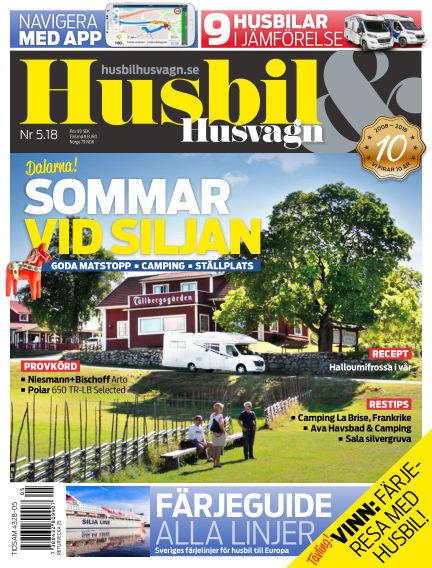 Husbil & Husvagn April 17, 2018 00:00