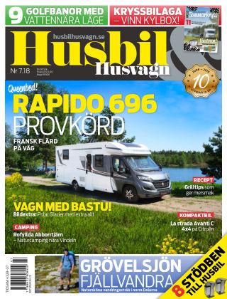 Husbil & Husvagn 2018-06-19