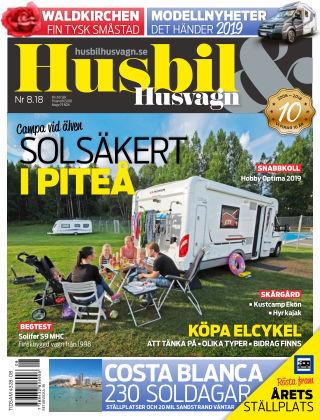 Husbil & Husvagn 2018-07-17