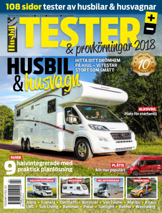 Husbil & Husvagn 2018-09-04
