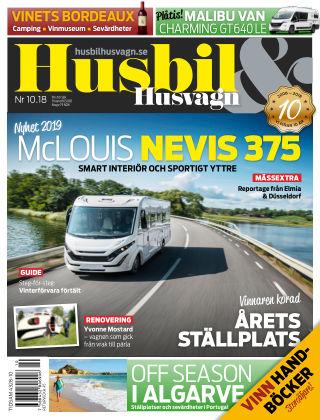 Husbil & Husvagn 2018-10-09