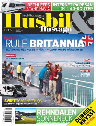 Husbil & Husvagn 2018-12-11