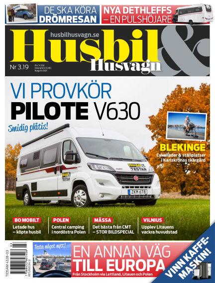 Husbil & Husvagn February 19, 2019 00:00