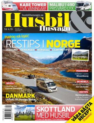 Husbil & Husvagn 2019-03-19