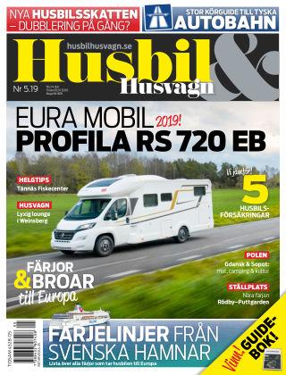 Husbil & Husvagn 2019-04-16