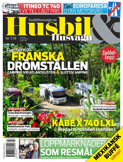Husbil & Husvagn June 18, 2019 00:00