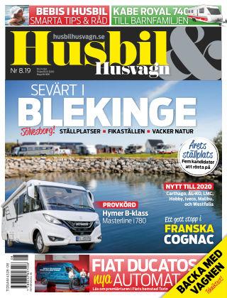 Husbil & Husvagn 2019-07-16