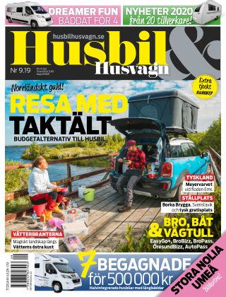Husbil & Husvagn 2019-09-03