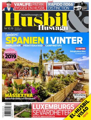 Husbil & Husvagn 2019-10-15