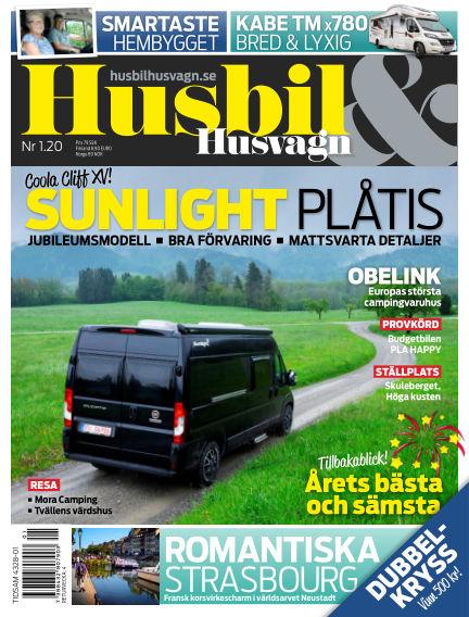 Husbil & Husvagn December 10, 2019 00:00