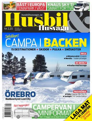 Husbil & Husvagn 2020-01-21