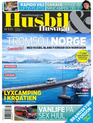 Husbil & Husvagn 2020-02-18