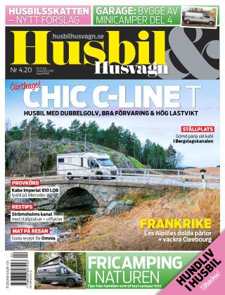 Husbil & Husvagn 2020-03-17