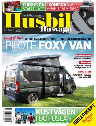 Husbil & Husvagn 2020-04-14