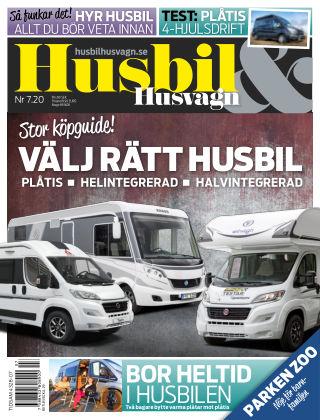 Husbil & Husvagn 2020-06-16
