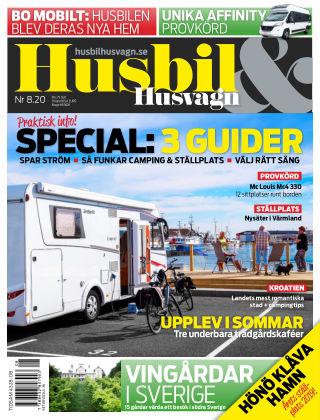 Husbil & Husvagn 2020-07-14