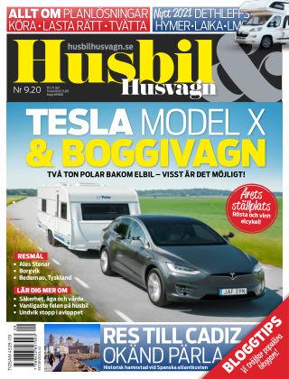 Husbil & Husvagn 2020-09-01