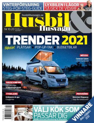 Husbil & Husvagn 2020-10-13