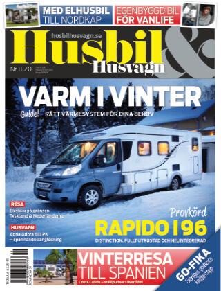 Husbil & Husvagn 2020-11-10