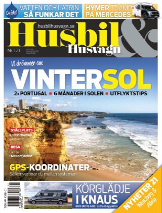 Husbil & Husvagn 2020-12-08