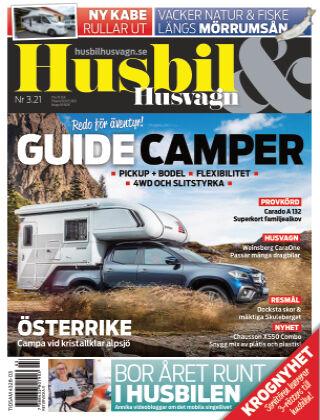 Husbil & Husvagn 2021-02-16
