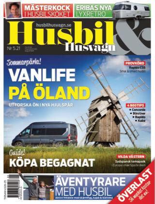 Husbil & Husvagn 2021-04-13