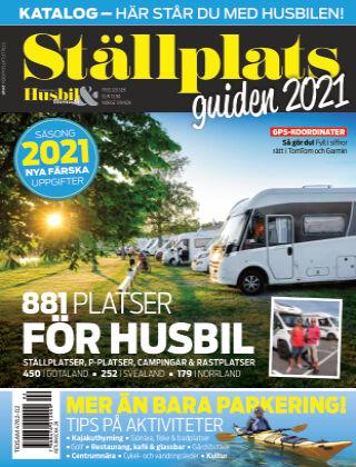 Husbil & Husvagn 2021-05-11