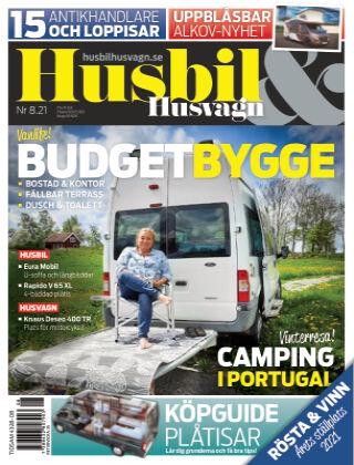 Husbil & Husvagn 2021-07-13