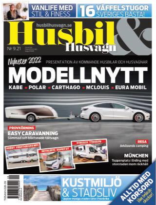Husbil & Husvagn 2021-08-31