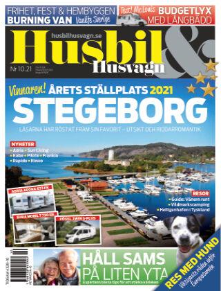 Husbil & Husvagn 2021-10-12
