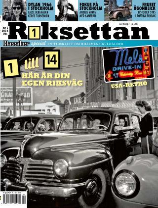 Riksettan (Inga nya utgåvor) 2014-02-28