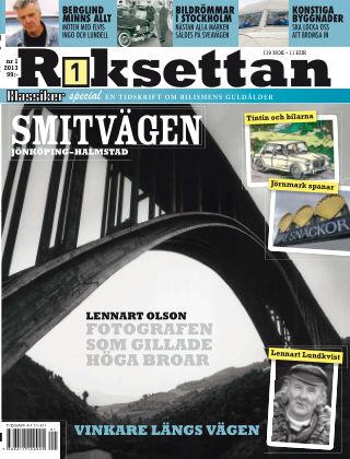 Riksettan (Inga nya utgåvor) 2013-03-12