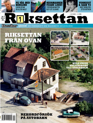Riksettan (Inga nya utgåvor) 2014-05-03