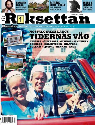 Riksettan (Inga nya utgåvor) 2014-07-05