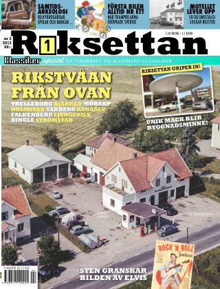 Riksettan (Inga nya utgåvor) 2015-04-30