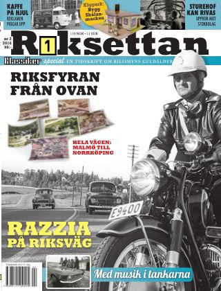 Riksettan (Inga nya utgåvor) 2016-05-03